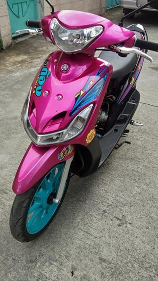 Yamaha Mio sporty 2015mdl photo