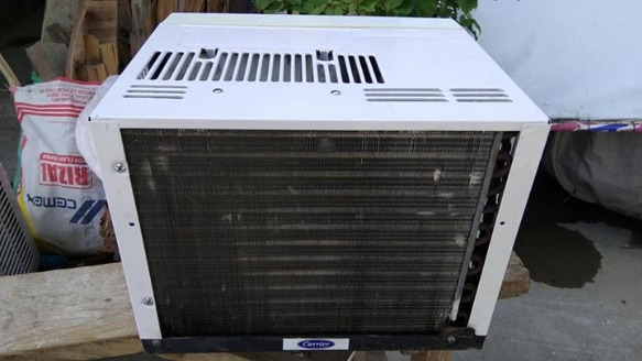 Aircon carrier .5hp with timer image 3