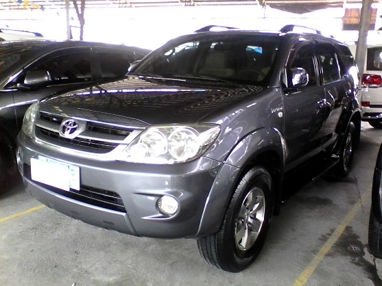 2006 Toyota Fortuner G gas automatic photo