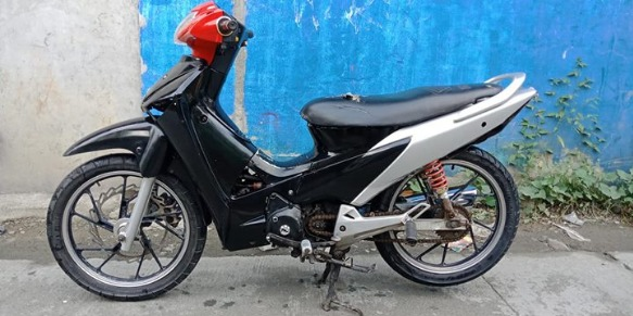 Honda wave i125 photo