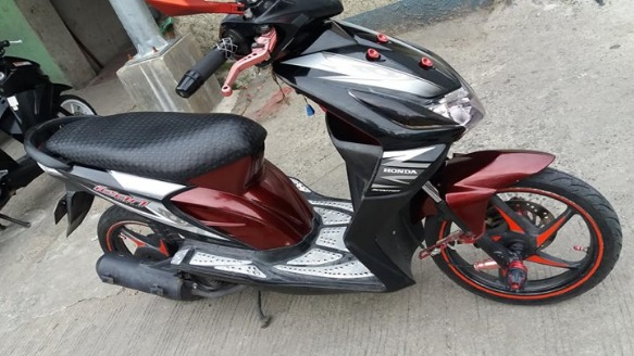 honda beat 2009 photo