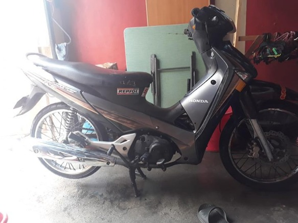 Honda wavei 125 photo