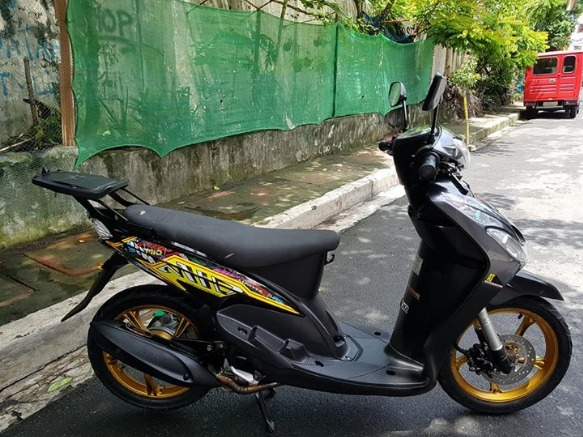 Yamaha Mio Sporty 2016 photo