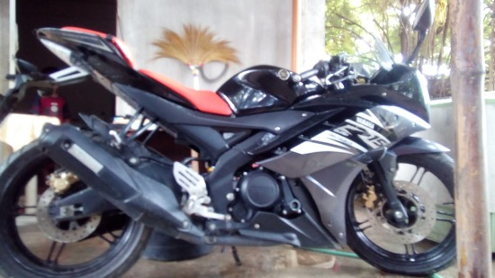 Yamaha R15 2015 model for sale photo