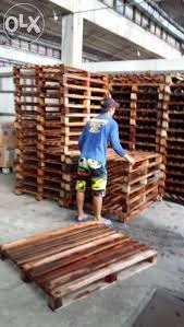 For sale wooden pallets photo