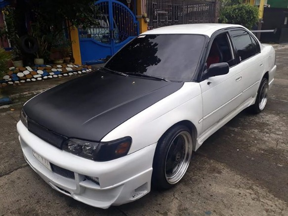 Toyota corolla 1999 photo