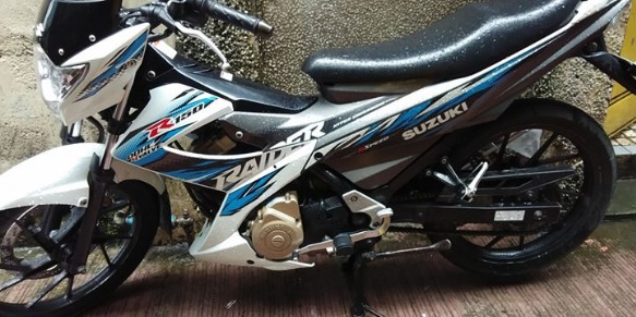 suzuki r150cc 2015model reborn photo