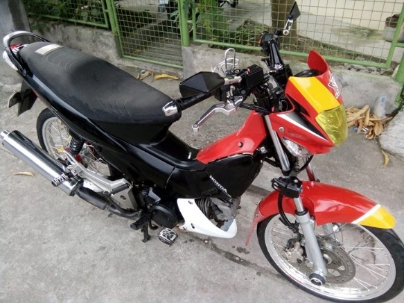 honda xrm rs 125 2012model photo