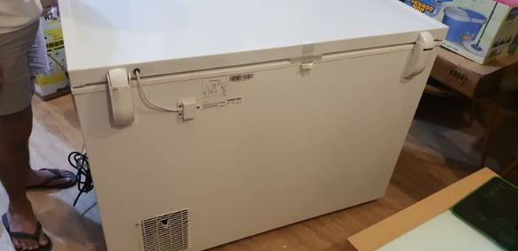 Condura Chest Freezer CCF-300L photo