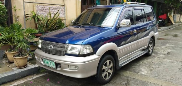 Toyota revo sr 2001 AT 2.0 efi photo