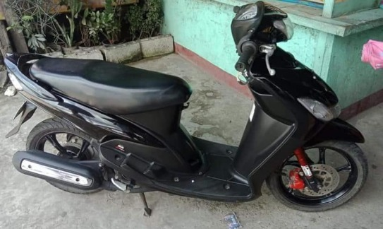 FOR SALE  MIO SPORTY 2014 MODEL ALL STOCK REG. photo