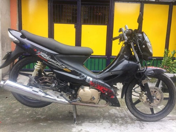 Suzuki Raider J Pro 2012 photo