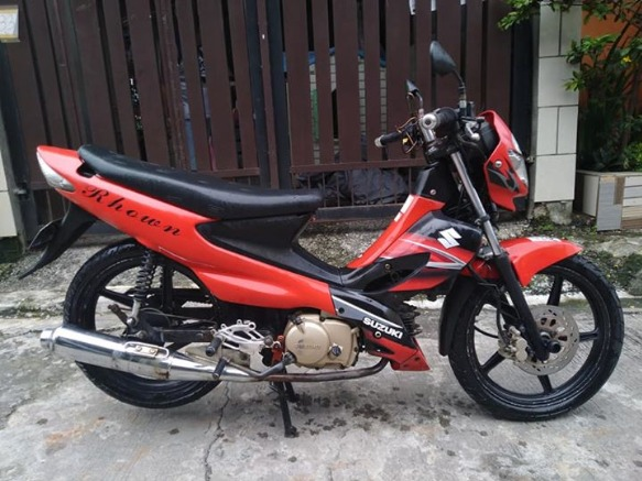 Suzuki Raider j pro (2009/2010model) photo