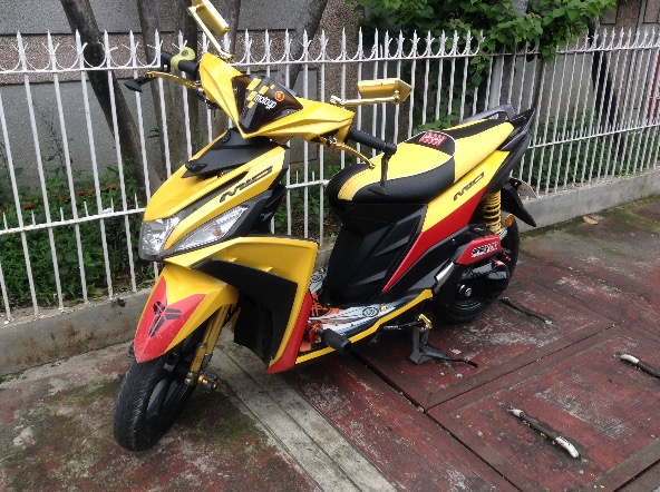 Yamaha mio i 125 full set up 2016 fix price photo