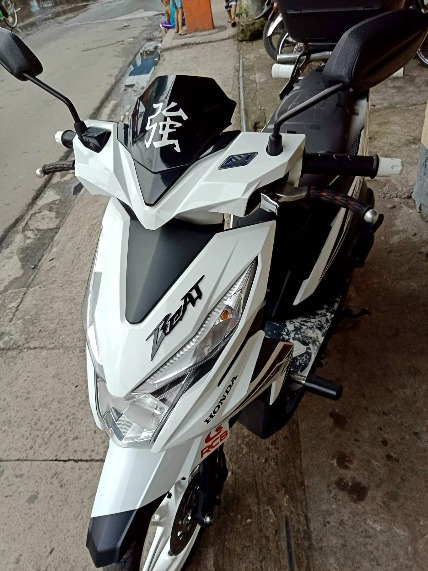 FOR SALE  HONDA BEAT FI  2017 MODEL STANDARD  ALL STOCK  1st OWNER photo