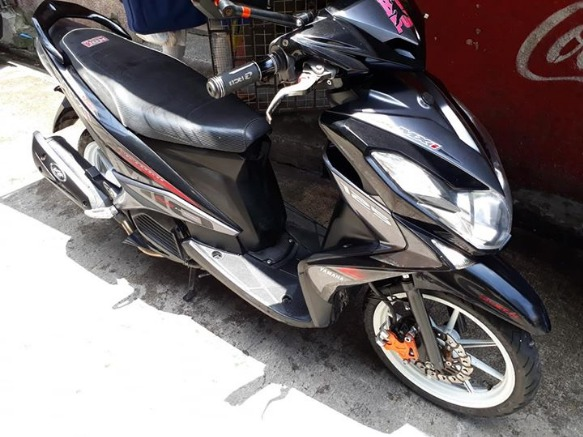 Yamaha mxi 125 2016 photo