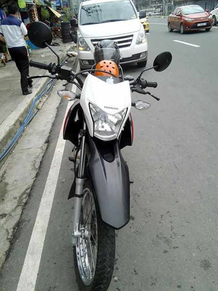 Honda xr 150cc photo