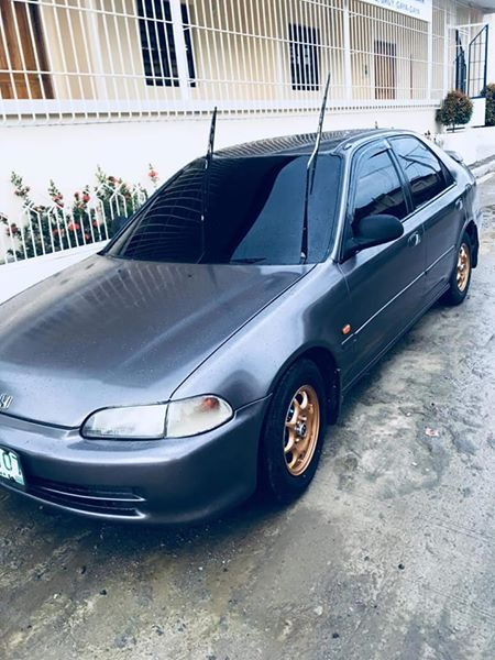 Honda civic esi 1993 photo