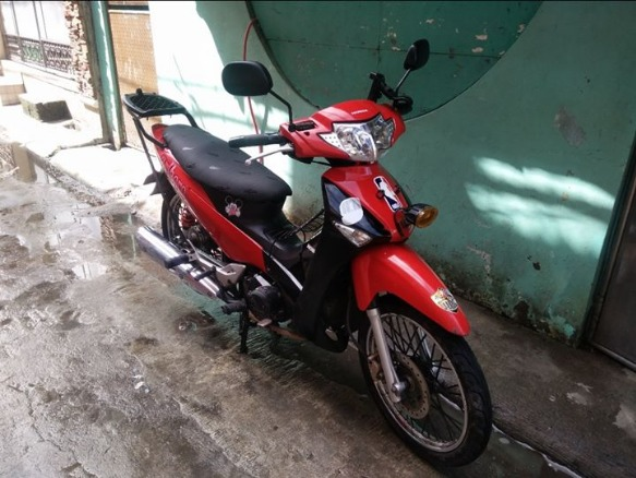 Honda wave 125i photo