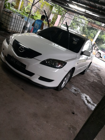 MAZDA 3 Hatchback 2008 photo