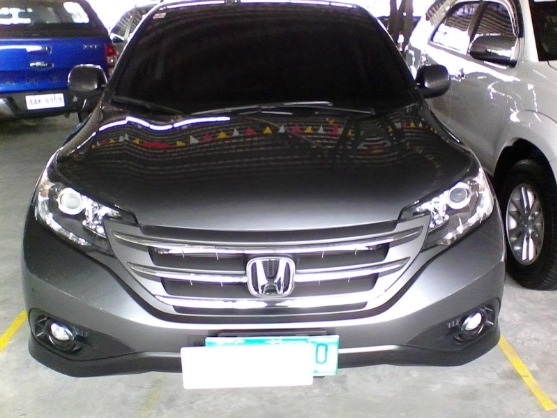 2012 Honda CRV automatic photo