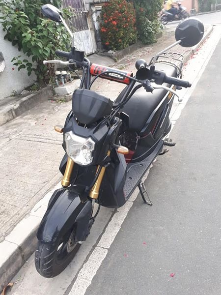 Honda zoomer x 2014 1st gen photo