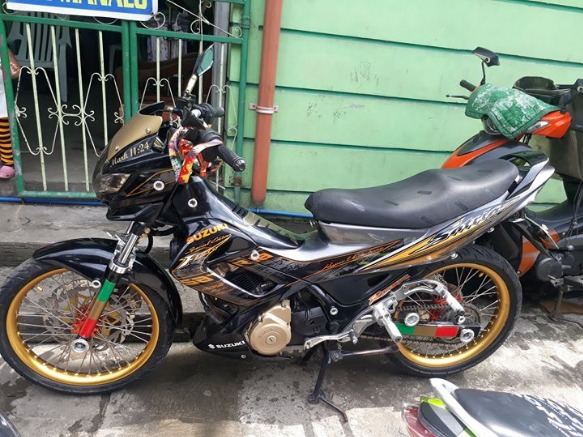 Raider 150 newbreed 2012 model 2014 acq photo