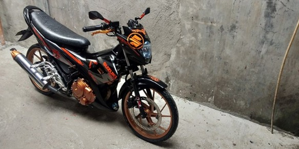 suzuki r150cc 2014model 1 million limited edition photo