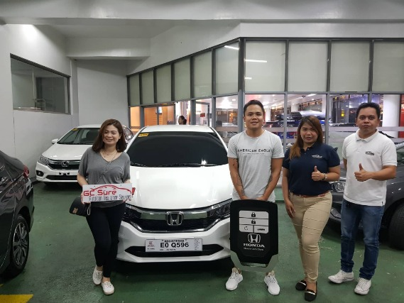 Sure Approved Even Lack of Requirements  with GC Sure Autoloan Honda City 2018 photo