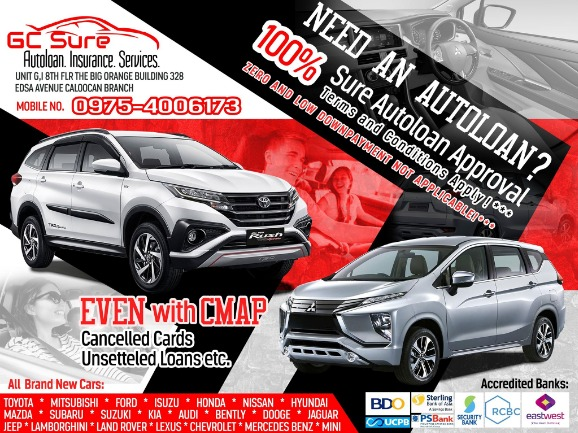Always Decline? Sure Approved with GC Sure Autoloan  Toyota Fortuner 2.7 Gas 4x2 AT image 2