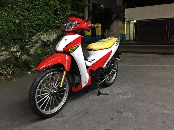 Honda Wave 125i 2010 photo