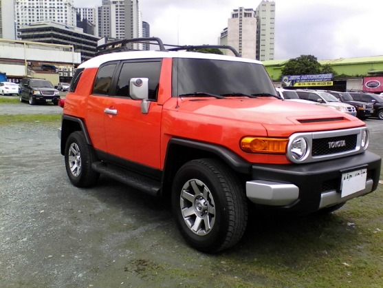 2014 Toyota FJ CRUISER photo