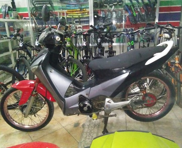Honda Wave 125i 2008 model photo