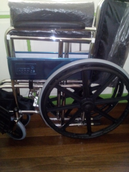 wheelchair new photo