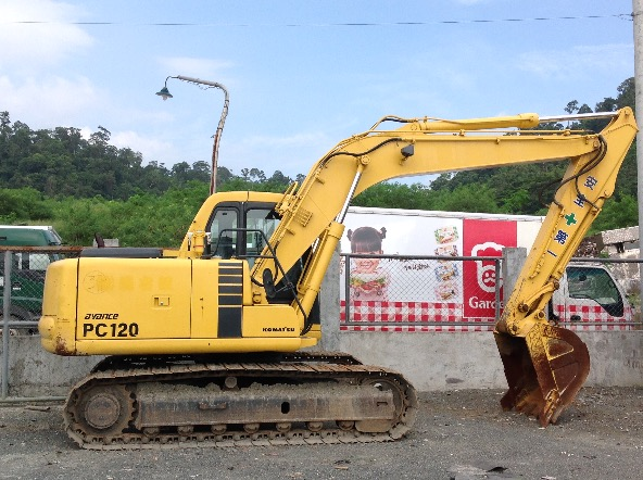 Kobelco Payloader photo