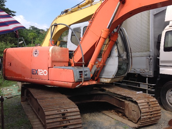 Hitachi Payloader photo