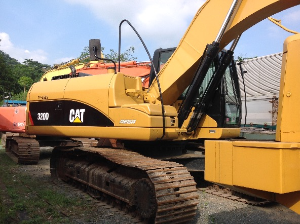 Caterpillar Backhoe photo