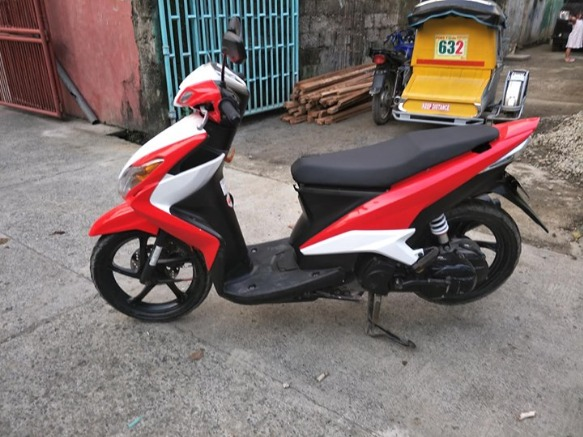 Mio mx 125 photo