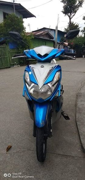 Yamaha Mio MXi 125 F.i. 2014-2015 model photo