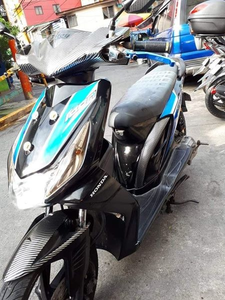 HONDA BEAT 110 (2011 MODEL) photo