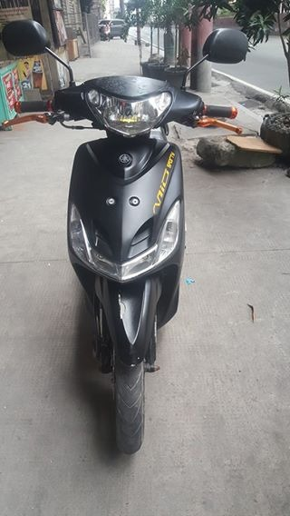 YAMAHA MIO SPORTY (2007 MODEL) photo