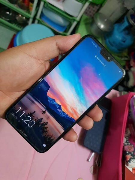 Huawei P20 Lite /4GB /64GB /16MP /NTC /100% Smooth 2 months old photo