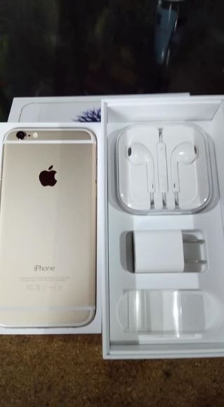 Iphone 6 (Gold) image 2