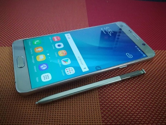 Samsung NOte 5 32gb 2ndhand photo