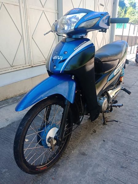 Honda Wave 100 2009 acq 2010 model photo