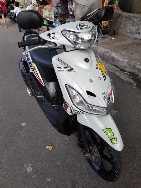 Yamaha Mio Sporty 2014acq photo