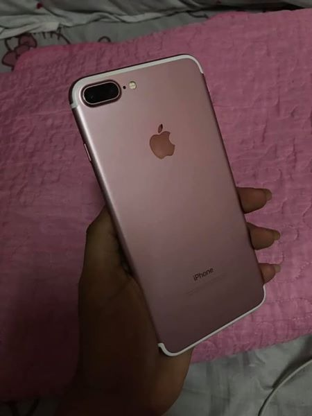 Iphone 7 plus 32gb rose gold semi factory unlocked photo