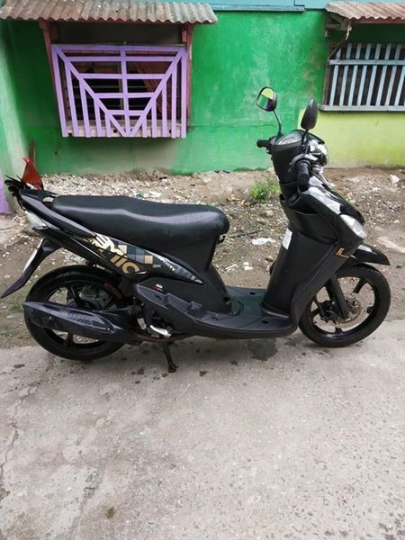Yamaha Mio sporty 2017 model photo