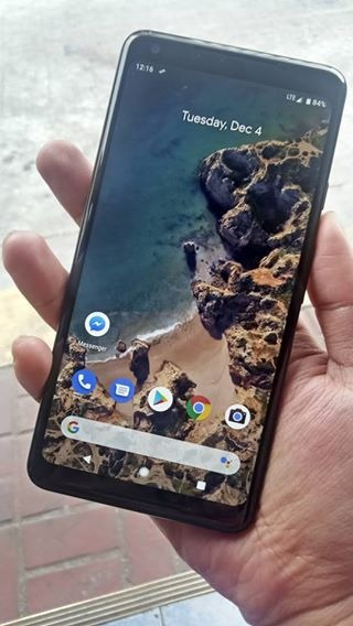 Google Pixel 2 XL 64GB Just Black photo