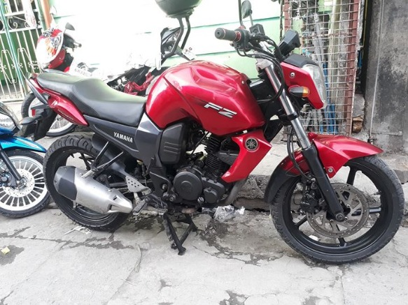 YAMAHA FZ16. 2013 photo